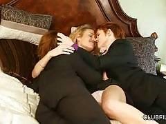 Lily Cade Loves Her Sugar Mamas. Jodi Taylor, Daisy Lane, Lily Cade