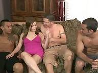 My Husband Brought Home His Mistress #05, Scene #04. Will Powers, Liv Aguilera, Bailey Bae