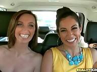 Two Lovely Milfs Look For Some Fun 2