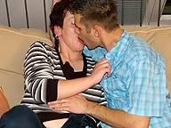 Mama needs a little nookie from her boyfriend